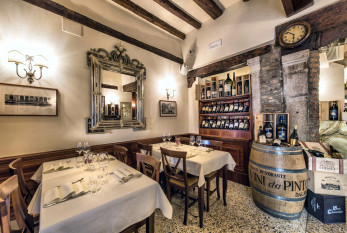 O&F for historical venetian Restaurant