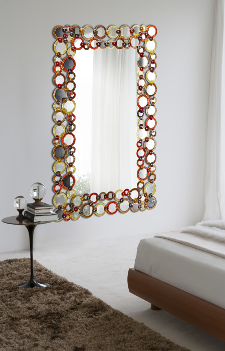 Cerchi Color artistic Mirror