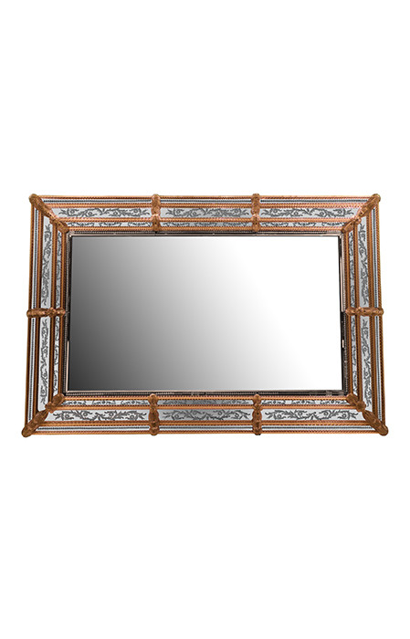 Mirror TV White