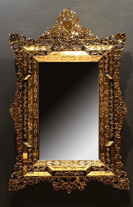 Luxury artistic Mirror 'Art. Rabat'