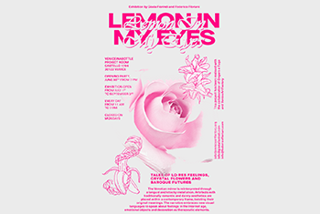 Lemon in my eyes
